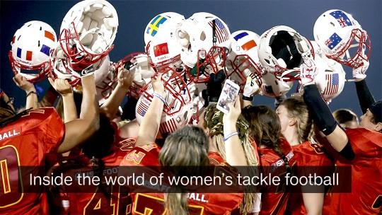 Football Women