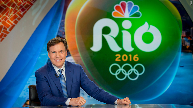 Bob Costas Passes Olympics Coverage Torch to Mike Tirico