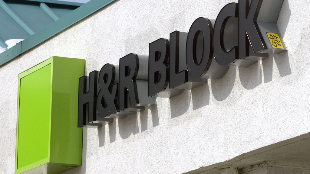 H&R Block CEO: The President is right about tax reform