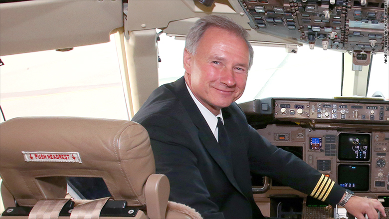 Trump Personal Pilot Under Consideration for FAA Chief