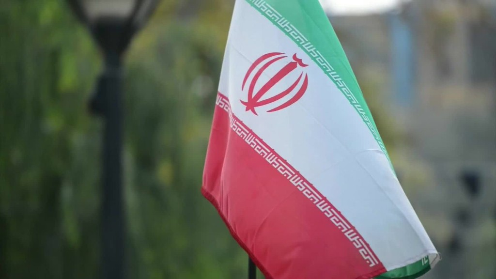 How will new tensions with Iran affect its economy?