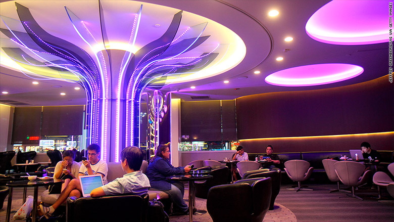 Eva Air Best Business Class Airline Lounges Around The