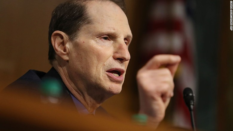 ron wyden getty images