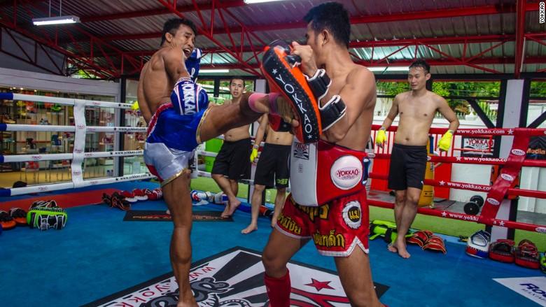 yokkao boxing 1