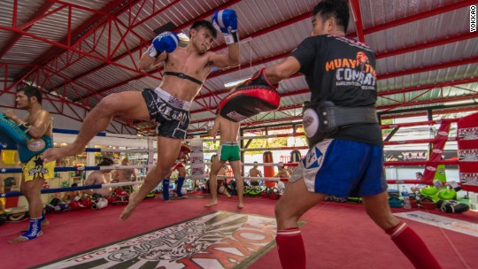 The Muay Thai brand using social media to fight rivals