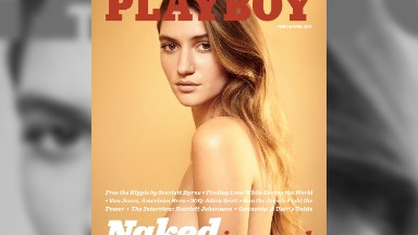 Playboy: Nude photos are back