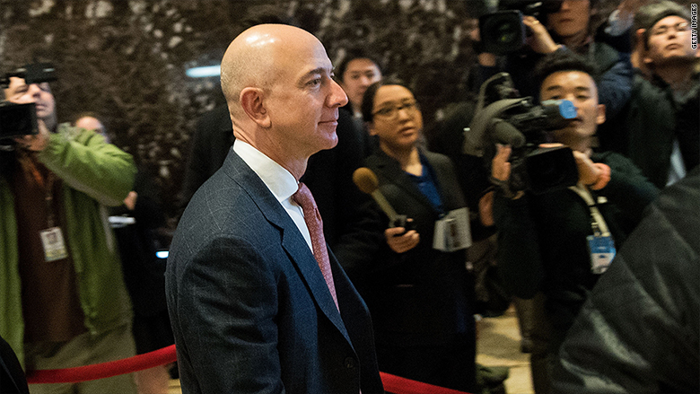 jeff bezos trump tower
