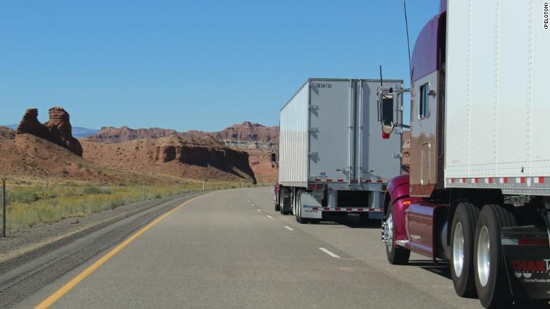 peloton trucks 1