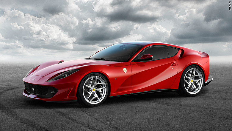 Superfast Ferrari To Reveal Its Fastest Production Car Ever