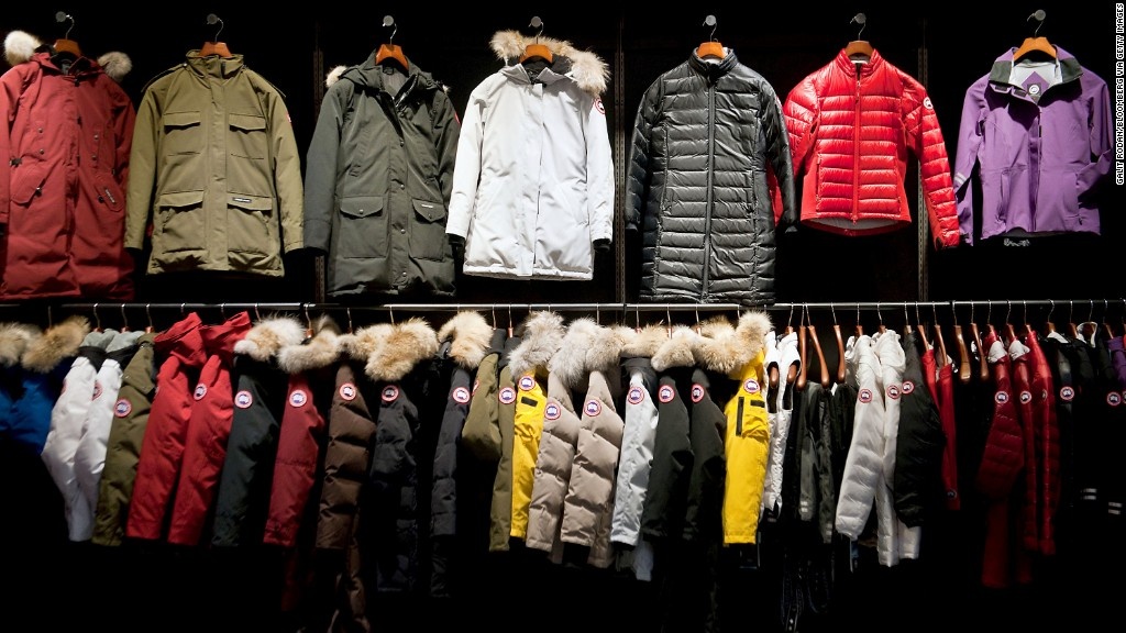 Canada Goose IPO is hot despite PETA protest