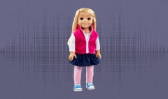 Germany tells parents to destroy microphone in 'illegal' doll