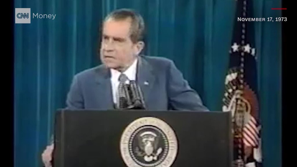 A brief history of contentious presidential press conferences