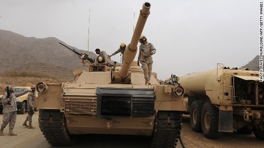 Global arms trade at highest level since Cold War