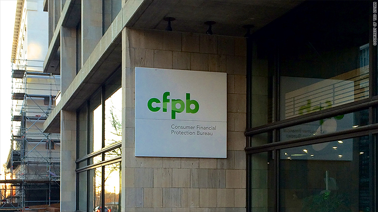 The CFPB has a database with 700,000 consumer complaints