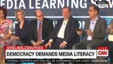 Democracy demands media literacy