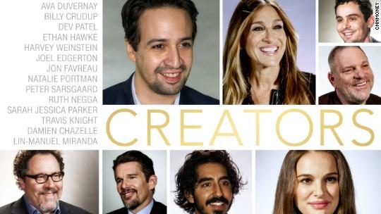 14 inspirational storytellers reveal the art of filmmaking