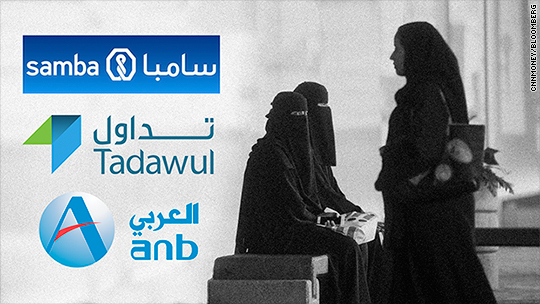 Women take three top jobs in Saudi finance