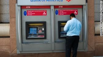 banks atm fees