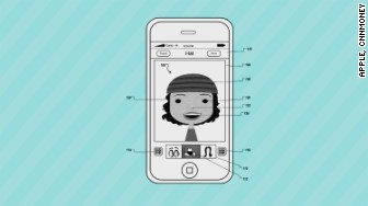 apple patents avatar creator