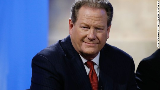 What the heck is Ed Schultz doing at CPAC?