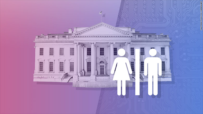 Tech criticizes Trump on transgender reversal