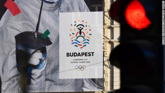 Budapest drops 2024 bid: Why nobody wants to host the Olympic Games