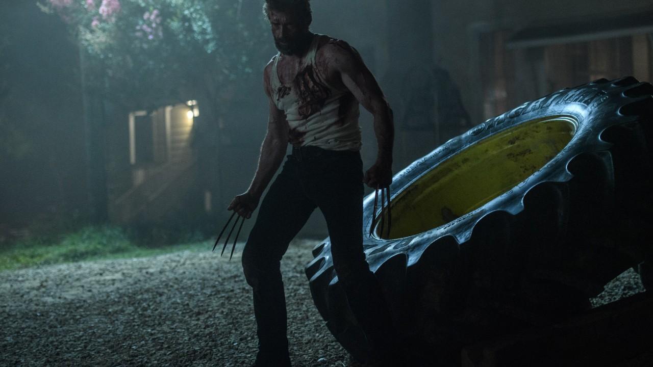 Image result for Review: 'Logan' marks major shift for comics genre