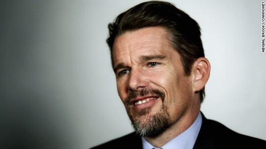 Ethan Hawke's breakout role shaped views on fame