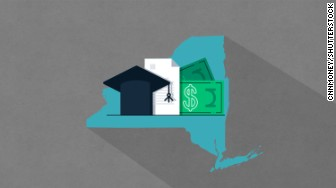 new york free tuition