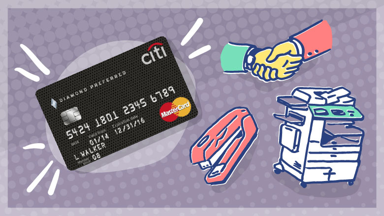 Big spenders Citi Diamond Preferred Card Top credit