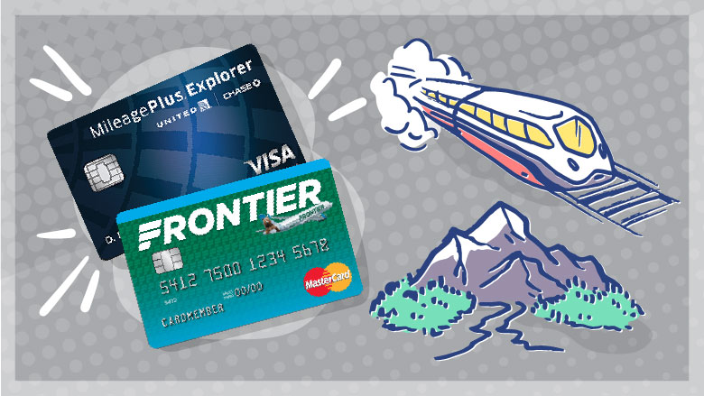 North American fliers Frontier Airlines Credit Card