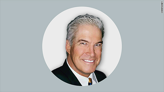 Bill Mitchell: The happiest guy at CPAC