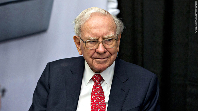 Warren Buffett: 'Talented and ambitious immigrants' make the U.S. economy great