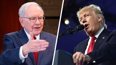 Warren Buffett trolls Trump and GOP on tax cuts