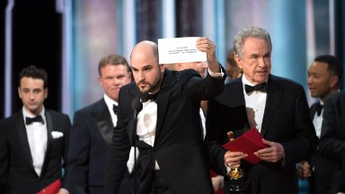 'La La Land' producer says Oscar flub was 'surreal'
