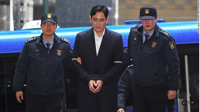 Samsung heir to be indicted on bribery charge