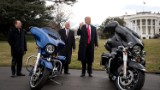 Trump's tariffs backfire on Harley-Davidson