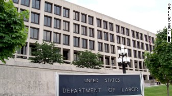 labor dept dc