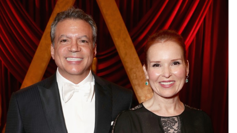 Michael DeLuca and Jennifer Todd