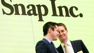 Meet Snapchat's billionaires and millionaires