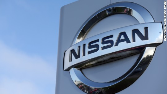 Nissan halts production of cars sold in Japan