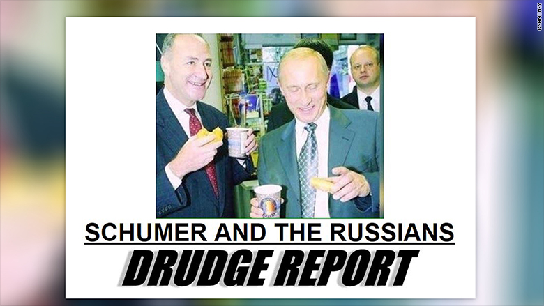 schumer drudge report