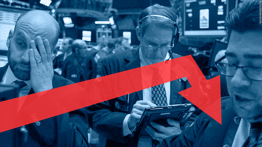 Stocks catch a cold; Bank of America tumbles; Oil slips again