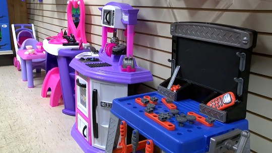 This Michigan toymaker pledged never to go to China