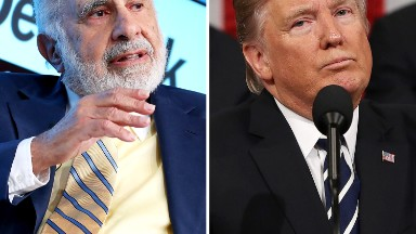Trump adviser Icahn may have broken trading laws: Senators