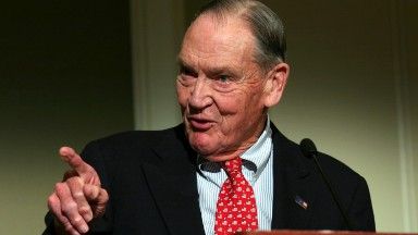 What worries investing guru Jack Bogle right now