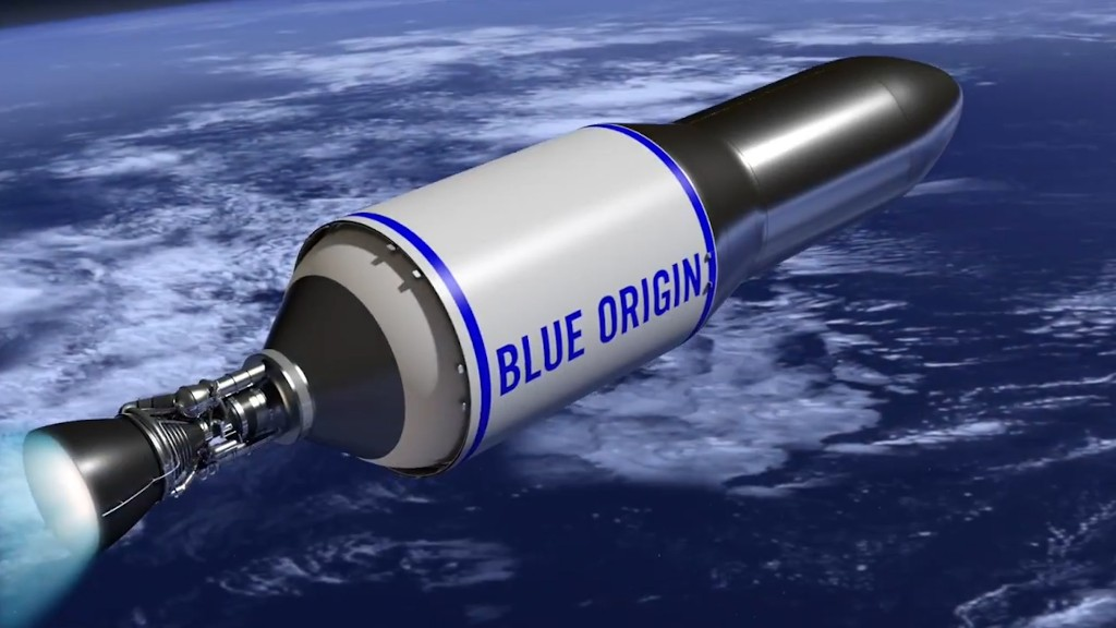 See how Blue Origin's new rocket will fly