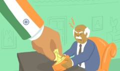 India's cash crisis left it with 11 fewer billionaires