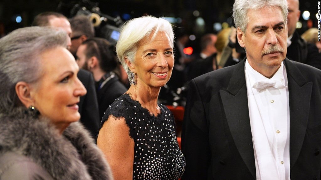 Lagarde to world leaders: Practice what you preach