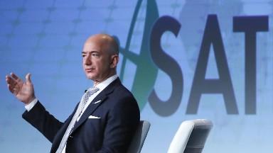 Jeff Bezos wants your philanthropy ideas